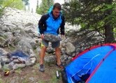 Camping in Kyrgyzstan 1